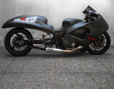 DRAG-BUSA NEW LOOK